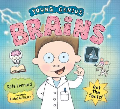 Brains By Lennard, Kate/ Gulliksen, Eivind (ILT)